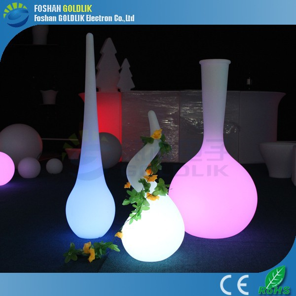 Beach Themed Decorations VOX Color Changing Design Floor Standing Lamps