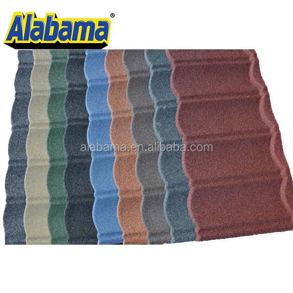 competitive Price brown color metal roofing shingles, cheap terracotta roof tile price, roman black/brown/red roof tile