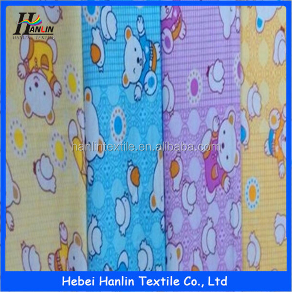 Crepe Pattern and Flannel Fabric Type mesh fabric