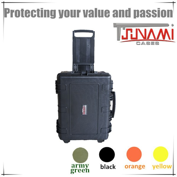 China Manufacturer Wholesale!! Hard Plastic Carrying Shockproof Heavy-duty Case for ipad mini