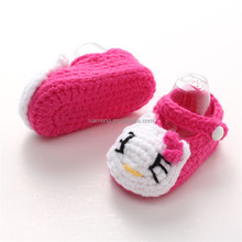 China products winter beautiful red bottom shoes baby