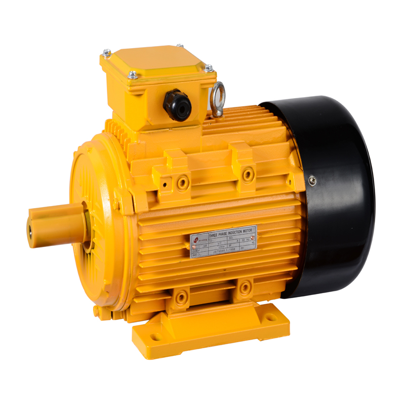 YL112 5HP 3.7KW 23A single phase ac induction <strong>motor</strong>