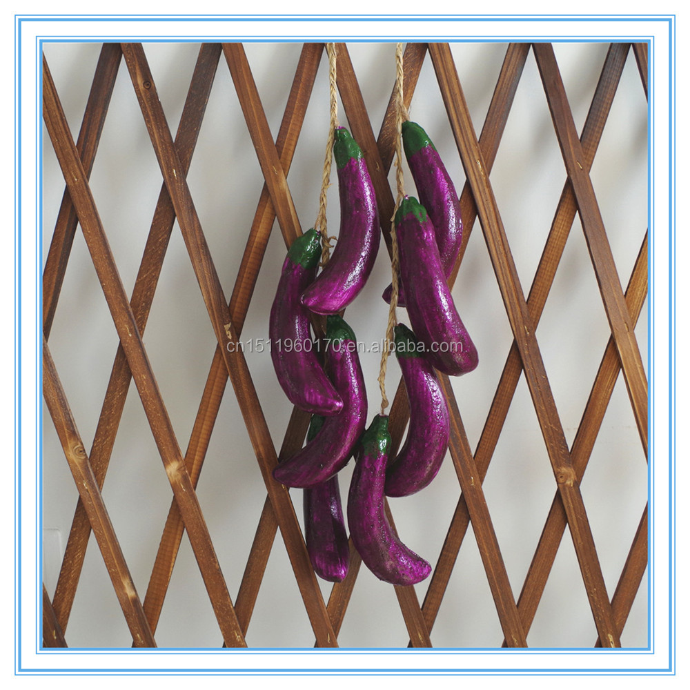 Artificial Vegetables Garlic Strings Faux Vegetable Fake Vegetable