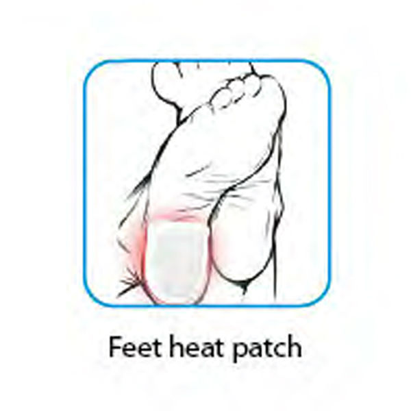 health care product warm pad /feet warm patch