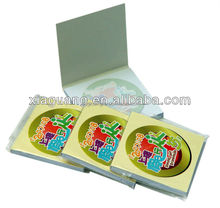 Promotional Die Cut Cheap Custom Cute Sticky Notes/Sticky Note Pad