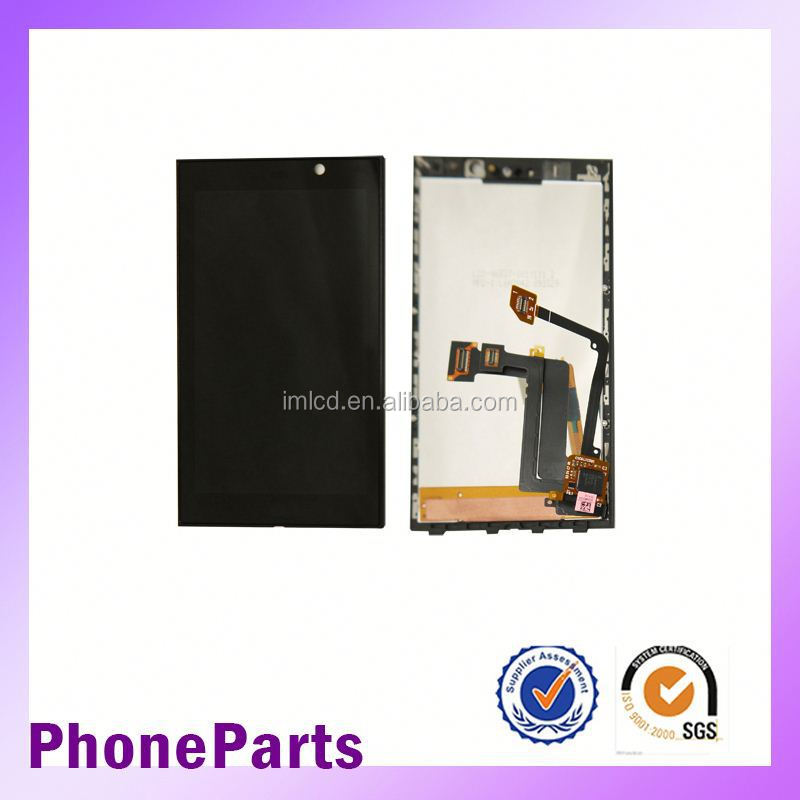 repair parts lcd display digitizer touch screen assembly replacement for blackberry z10
