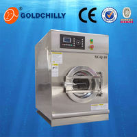 Large size auto industrial washing machine lg/industrial washer extractor
