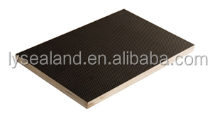 Good quality film faced plywood/marine plywood/E0 grade decorative filmfaced blockboard plywood manufacturer
