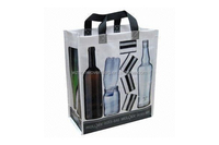 2014 Wholesale!!fashion promotion non woven shopping bag for small fabric bag