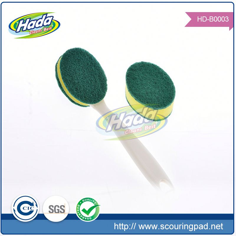 Wash cup brush house sponge cleaning brushes