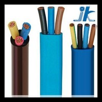 China flat/round 3 core submersible pump cable 50mm2