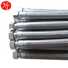 Stainless Steel or Aluminum Wire Flexible Braided Metal Hose