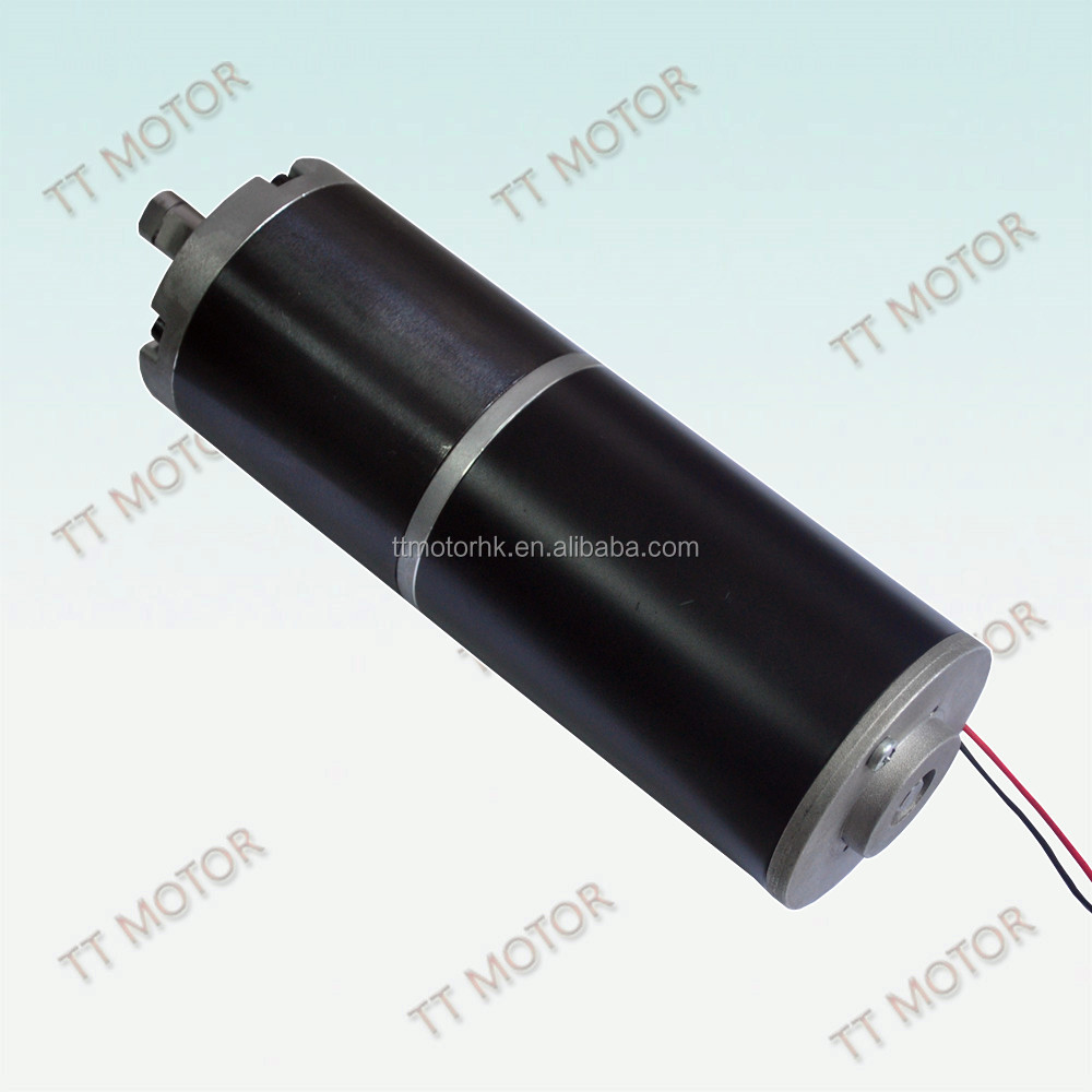 high torque 100kg dc motor with planetary gearbox