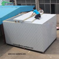 cold room construction material , used cold room panel , refrigerator panel sandwich
