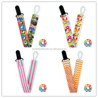 Wholesale Best Price Plastic Pacifier Dummy Clips High Quality Baby Clip Pacifier Various Style Natural Rubber Pacifier Slips