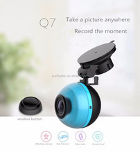 1080p portable front night vision wifi mini carcam hd car dvr