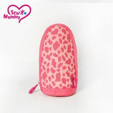 Popular dot print mummy bag cooler bag