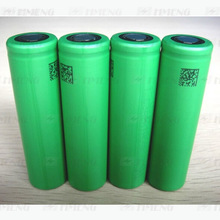 Hot authentic 18650 VTC4 with high drain 30A 2100mah lithium ion rechargeable battery
