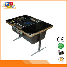 best selling christmas gift classic multi game arcade machine cocktail video games table for sale