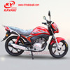 China manufacturer best gas powered street bike 150cc motorcycle