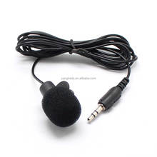 china manufacture noise canceling flexible boom microphone with jack