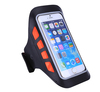 IPX8 Sports Armband WIth LED Light for iPhone 6s 6 5 High Visibility Cell Phone Running Arm band Case