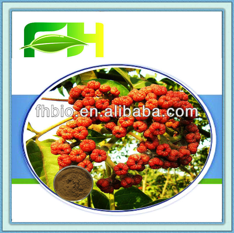 High Quality Natural Evodiamine Extract 5%-98%