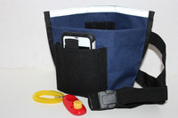 Dark Blue Pet DOG TRAINING TREAT BAG Dog Obedience Pouch