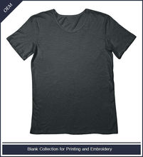 2014 mens fashion blank 100 combed cotton burnout t shirts