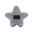 2017 shenzhen starfish baby bath plastic water thermometer waterproof backlight LED screen