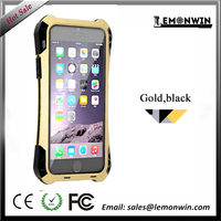 Cell phone case shockproof dustproof waterproof case for iphone 6