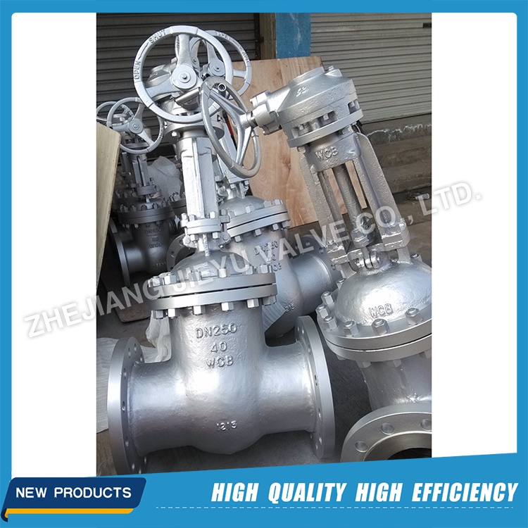 Factory supply Z40H DN15-DN1200 manual opeated excellent quality carbon steel gate valve