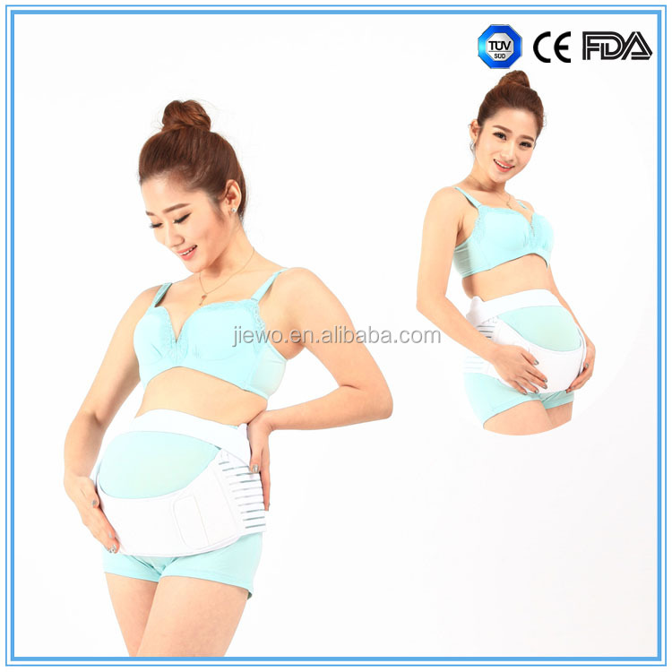 maternity wear adjustable maternity suppport belt back brace post pregnancy belly belt