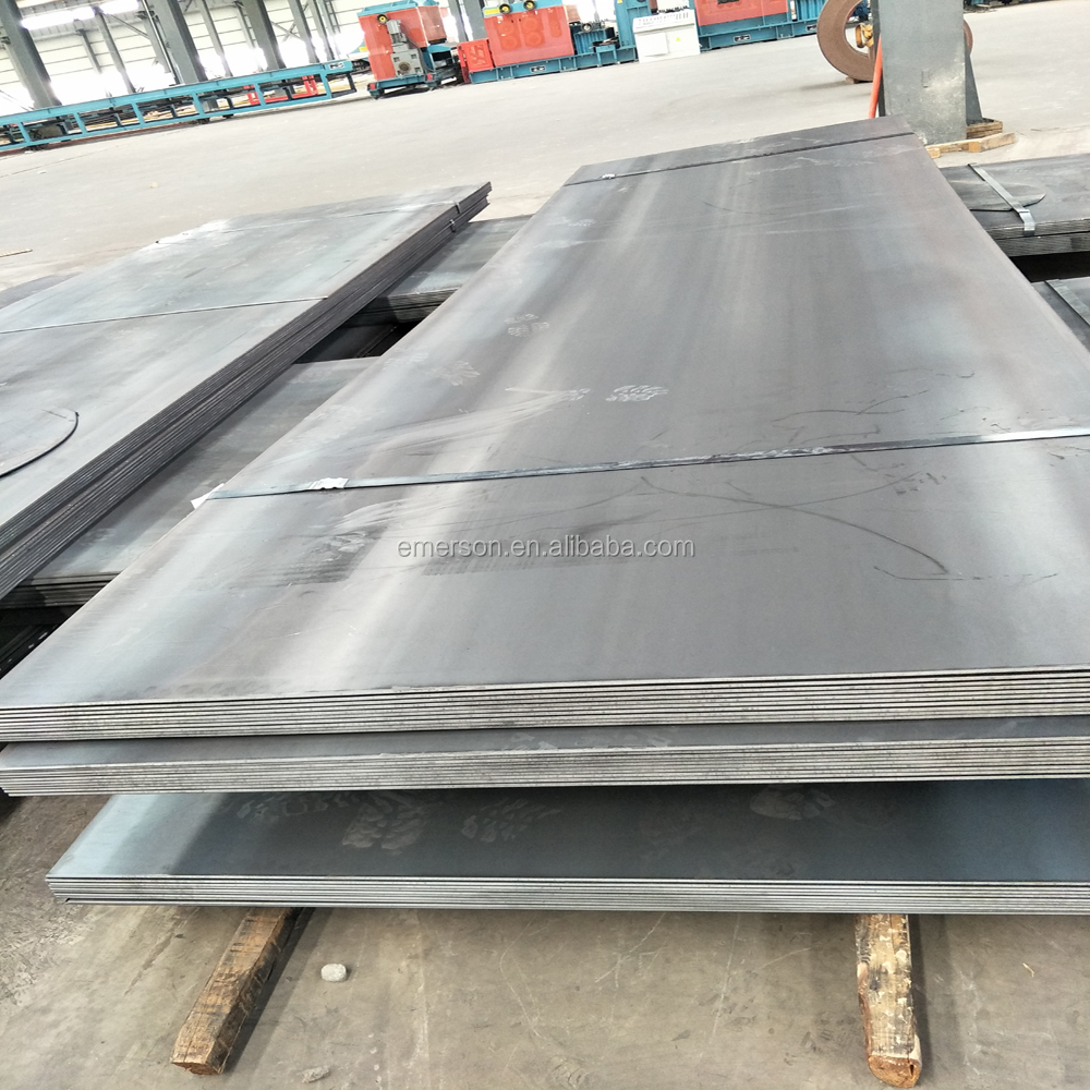 ss400 ASTM a36 q345 steel sheets black steel sheet metal steel coil with cheap price