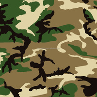 pongee poly fabric printing camouflage heat transfer printing paper