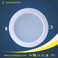 Aluminum alloy casing CRI 80 CE RoHS SMD 5630 10W led down light