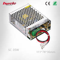 SC-35W Chinese UPS charger with SGS,CE,ROHS,TUV,KC,CCC certification