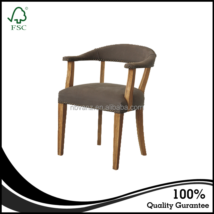 Factory best price velvet dining chair antique french style furniture restaurant wood chair