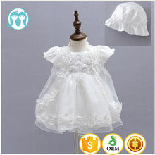 baptism dress boys dress girls clothes infants &toddler party clothing church clothes baby girl little dress for 3M overclothes