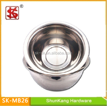 Wholesale High Quality Used Household Items/stainless steel plates and bowls