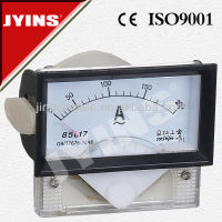 CE 70*40mm analog panel meter ac amp