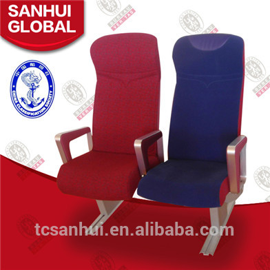 China supplier high quality plastic new design fold down boat seat