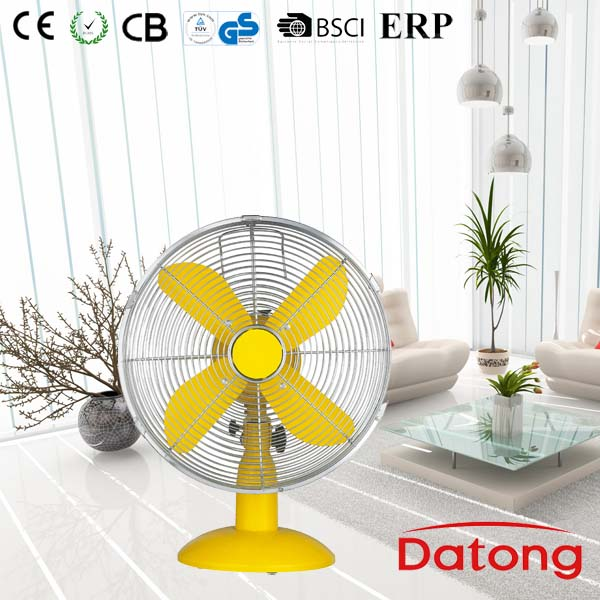 Home Appliance 10inch Metal Table Fan