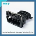 Tyco/Amp black 5 pin female auto electrical wire connectors 282193-1