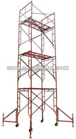 Multi-purpose Cantilever Frame Platform Scaffolding for Concrete