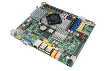 MINI ITX industrial motherboard with 945gm chips support 2 LAN 2 COM CF S port IR for POS terminal