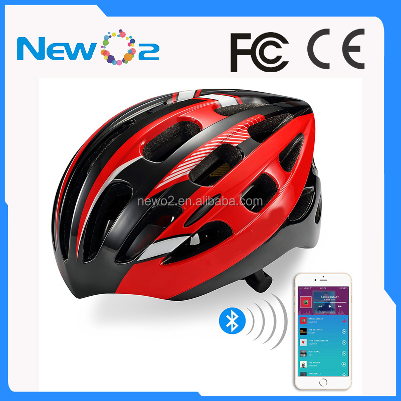 3 in 1 smart function bicycle helmet,fashion cycling safety smart helmet