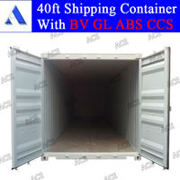 Brand new 40ft shipping container manufacturer In China