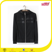 2016 high quality fashion streetwear men urban hoodie hip hop winter jacket