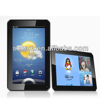 Lastest dual core tablet 7inch android 4.2 Allwinner A20 with CPU 1.5G